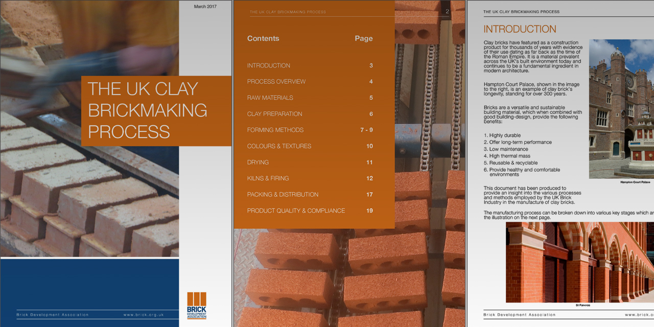 Published: UK Clay Brickmaking Process
