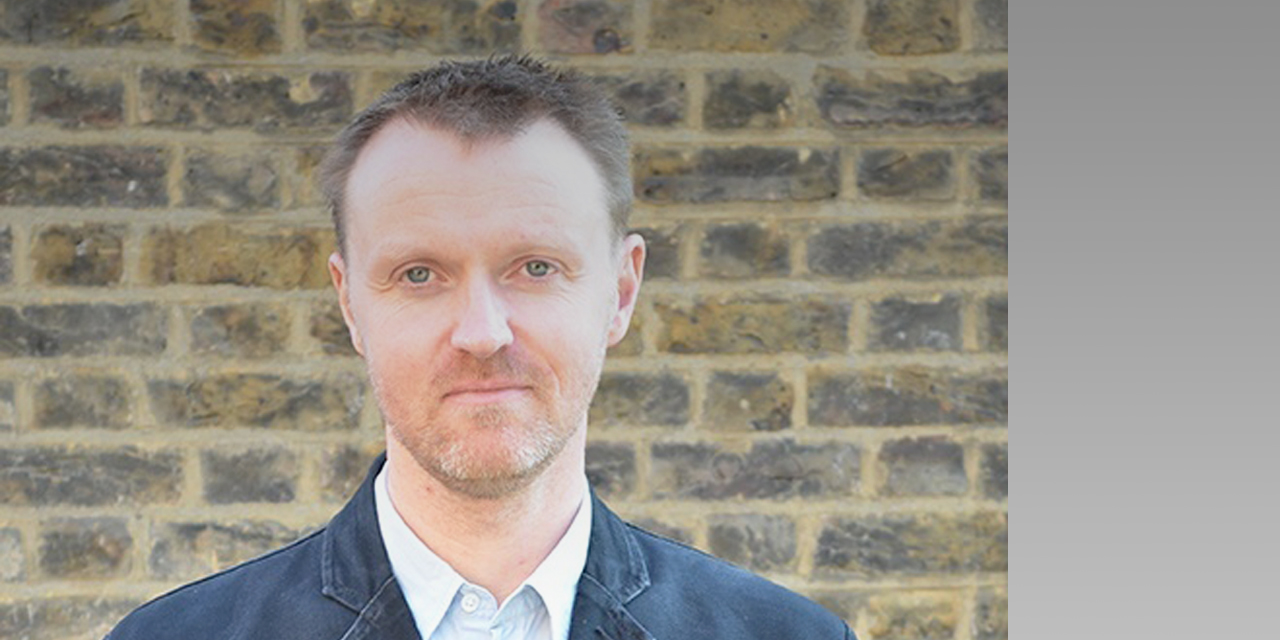 Jonathan Dawes announced Brick Awards Judge