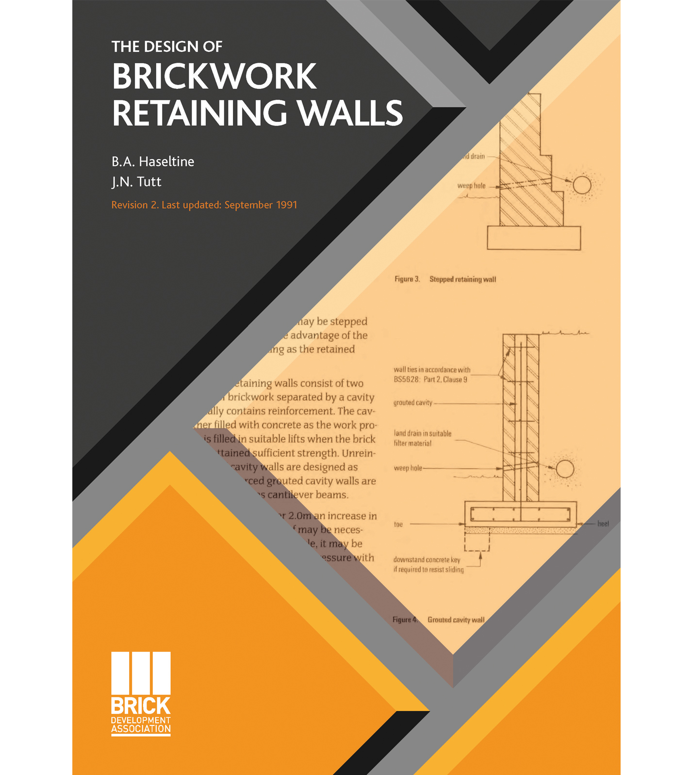 BRICKWORK RETAINING WALLS