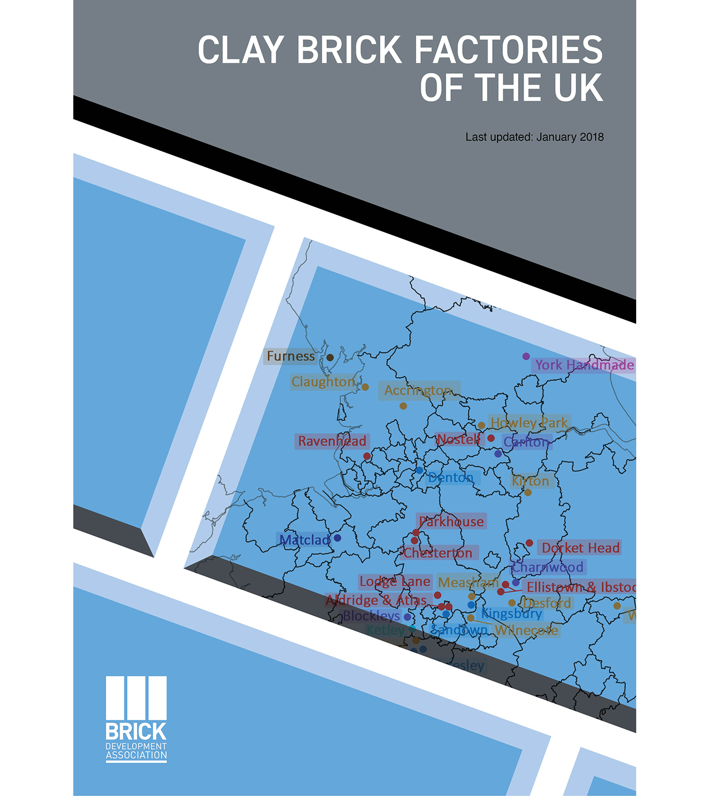 CLAY BRICK FACTORIES OF THE UK