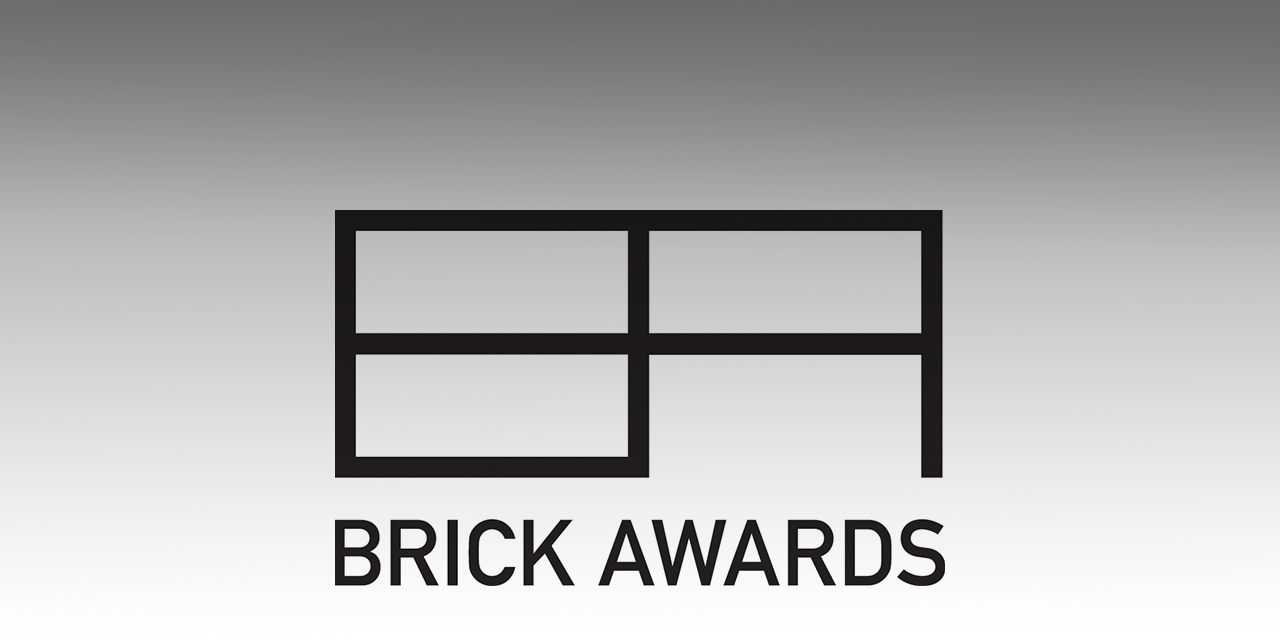 Entries remain open for the Brick Awards (now in 2021)