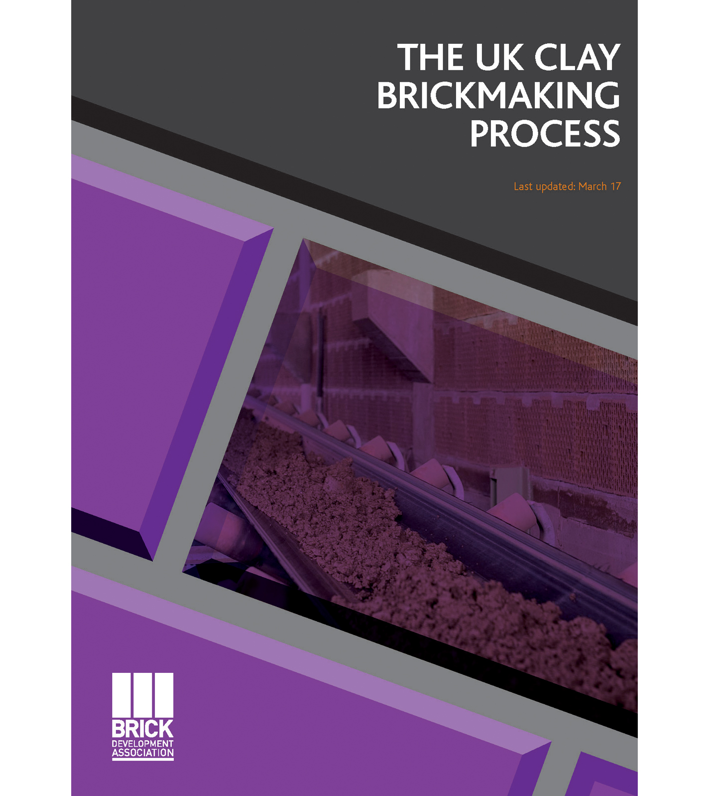 THE UK CLAY BRICKMAKING PROCESS