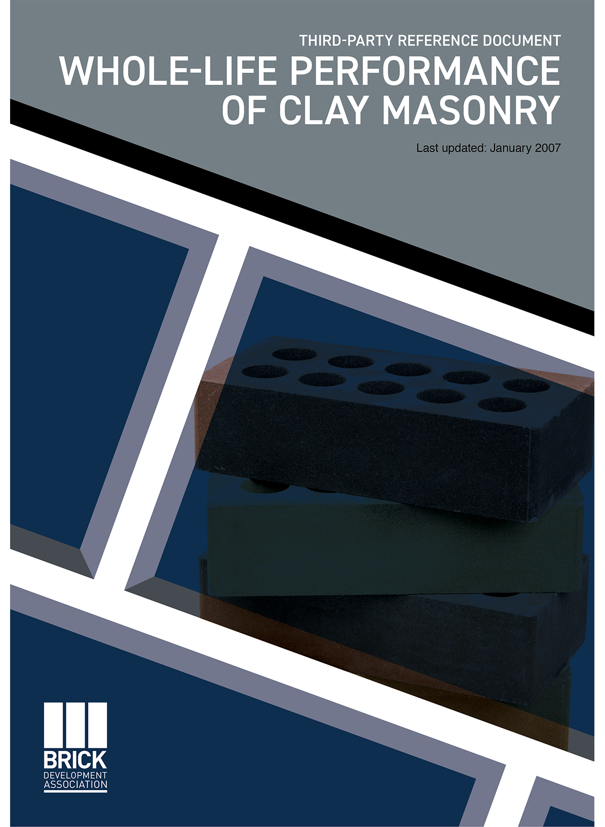 WHOLE-LIFE PERFORMANCE OF CLAY MASONRY